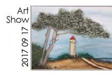 Sept 13, 2017 Art Show