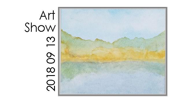 Sept 13, 2018 - Art Show