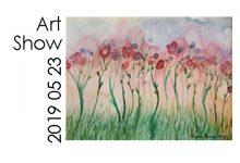 May 23 2019 - Art Show