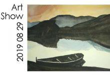 Aug 29, 2019 - Art Show