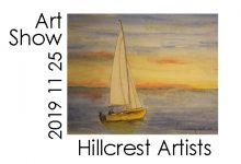 Nov 25, 2019 - Art Show