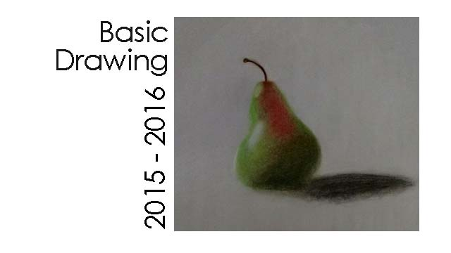 Basic Drawing 2015-2016