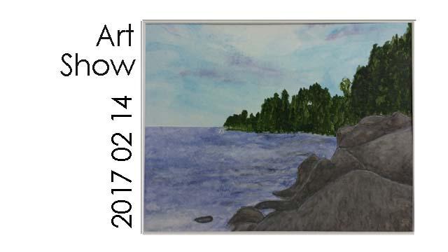 Feb 14, 2017 Art Show