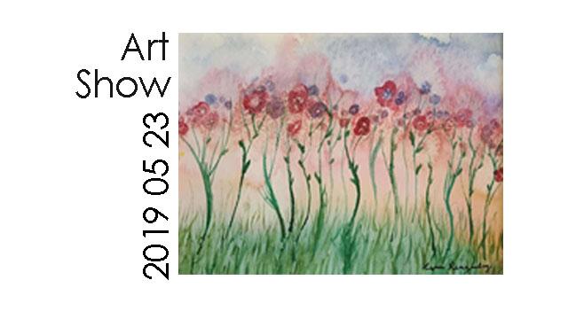 May 23 2019 – Art Show
