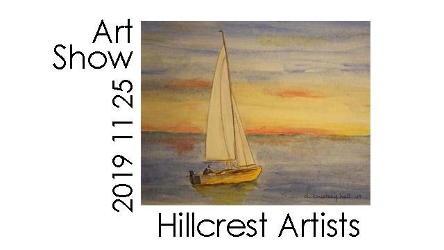 Nov 25, 2019 – Art Show