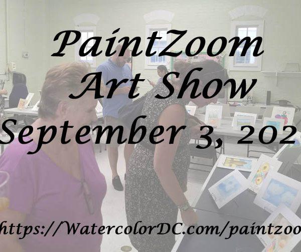 PaintZoom Art Show 200903